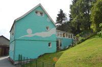 Nordseite - Bild 1: Haus am Bergflüsschen - Whirlwanne - Garten - Pool - Sauna - Alleinnutzung