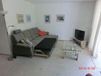 Sofa als Schlafgelegenheit - Bild 4: FeWo Wiek auf Rügen, Erdgeschoss mit Terrasse und Gartennutzung
