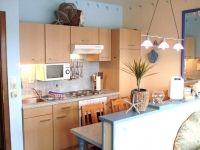 Komplett ausgestatte Küchenzeile - Bild 1: FeWo Rübennest 3a Erdgeschoss für max. 4 Personen, Hunde willkommen