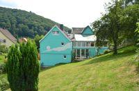 2 Ferienhäuser nebeneinander und auch zusammen buchbar, dann für 26 Personen - Bild 1: 4* Villa Holliday-230qm-Traumhaus-Garten, Sauna,Pool,Alleinnutzung