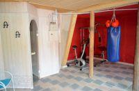 Sauna und Fitnessraum - Bild 4: 4* Villa Holliday-230qm-Traumhaus-Garten, Sauna,Pool,Alleinnutzung