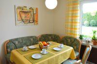 Gemütliche Essecke in der Küche - Bild 4: Ferienwohnung Haus Speck, nähe Bodensee