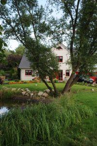 Die grüne Oase - Bild 1: Ferienwohnung Gutshof 13, Urlaub auf gehobenem Niveau in Sildemow
