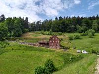 Mein Liebling hat ein riesiges Herz für mich in die Wiese gemäht. - Bild 4: Exclusive Studio- Ferienwohnung im Schwarzwald - Hund incl.