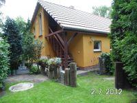 Eine Treppe für in die obere Etage unseres Gartenhauses. - Bild 1: Ferienhaus am südöstlichem Stadtrand von Berlin in Woltersdorf Schleuse