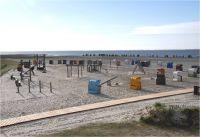 Bild 19: Ferienhaus Küstenperle, NR, eingezäunter Garten 1,20m, strandnah
