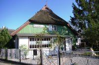 Platz satt. Rechts liegt der große Garten. - Bild 1: Hundefreundliches Ferienhaus im schönen Ostseebad Prerow