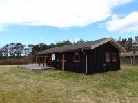 Bild 1: Ferienhaus aus Holz in Blokhus-Hune