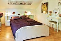 Uberblick von dem Eltern Schlafzimmer - Bild 19: Sehr schönes Ferienhaus, jetzt € 50,- Rabatt jedes Wochenende bis Mai