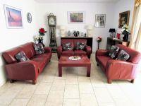 Leder Sitzecke für 7 Personen - Bild 7: Sehr schönes Ferienhaus, jetzt € 50,- Rabatt jedes Wochenende bis Mai