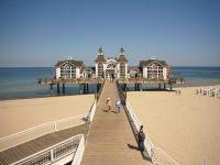 Nordstrand und Seebrücke 300 m entfernt - Bild 13: Rügen strandnahe Ferienwohnung in Sellin 300 m zum Strand bis 4 Pers