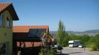 mit Sicht zum See - Bild 10: Ferienwohnung Renz Halbinsel Höri Moos-Weiler am Bodensee
