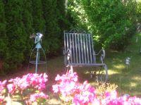 Bild 16: Wieck-Darß Viersternewohnung, große Sonnenterrasse, ruhige naturnahe Lage