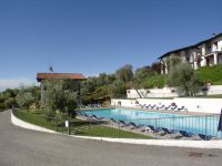 Die Größe 20 x 8 m. - Bild 1: Cabiana Residence - 6 Pers.- Ferienwohnung am Gardasee mit Seeblick