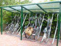 Regengeschützter Fahrrad-Unterstand - Bild 16: Ostsee Fewo Zingst - strandnah + zentrumsnah