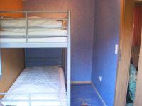 """Doppelstockbett- ideal für Kinder in separatem Schlafraum des Ferienhauses - Bild 7: Ferienhaus """"Anna"""" auf Rügen zwischen den Ostseebädern Binz und Sellin"""