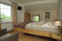 Barrierefrei, 1,5 m Platz vor dem Bett, Betthöhe 48 cm - Bild 10: mitten in d. Natur, modern,ruhiges Haus für 6 Pers. rollstuhlgerecht
