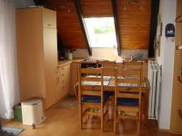 offene Wohnküche - Bild 4: Fewo Hoogen im Nordseeheilbad Friedrichskoog-Spitze. 150 m bis zum Strand.