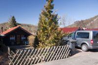 Bild 4: Gemütliches Holzhaus Eder Refugium mit Kamin und Zugang zur Eder