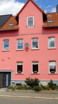 Außenansicht wurde im April 2016 neu gestaltet. - Bild 1: Ferienwohnung BAUER Thale / Harz