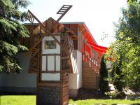 Eröffnung 29.Juni -die Zwerge bauen noch - Bild 1: Die Zwergen-Mühlenkammer,urig, klein und fein so soll es sein- kommt rein !