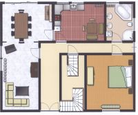 Bild 1: Komfortferienwohnung für 2 Personen 90m² in Dornumersiel