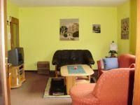 gemütliches Wohnzimmer - Bild 7: Ferienwohnung Feenhaus Erholung u. Entspannung im Hunsrück mit Hund