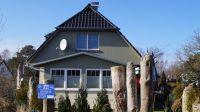 Bild 4: Ferienhaus Kiek In mit Sauna und Kamin an der Ostsee in Prerow