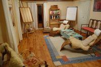 Geeignet für Begegnungen: Diskutieren, Präsentieren, Fabulieren - Bild 13: Ferienwohnung I im Cá Árbul (Valle Cannobina in Italien/Lago Maggiore)