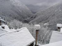 Auch im Winter wird Ihnen Orasso gefallen... - Bild 19: Ferienwohnung I im Cá Árbul (Valle Cannobina in Italien/Lago Maggiore)