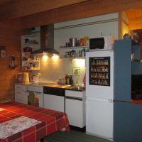 """Hier finden Sie alles zum Kochen, Backen und Braten. - Bild 4: Reif für die Insel Usedom?... dann in´s neue Blockhaus """"Kajüte""""!"""