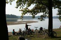 Bild 19: Ferienwohnung mit Terrasse am Möhnesee, Garten, Liegewiese und Grillkamin