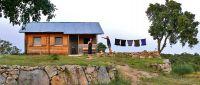 Das Ferienhaus von außen - Bild 1: Liebevoll anstatt Luxuriös,ein Platz für Herz und Seele in den Pyrenäen