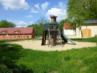 """Kinderspielplatz """"Luginsland"""" nur 130m entfernt - Bild 13: Ferienzimmer im schönsten Tal der Oberlausitz, in der Cunewalder Obermühle"""