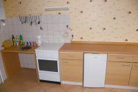 In der vollausgestatteten Küche bereiten Sie auch gemeinsam Ihre Mahlzeiten zu. - Bild 7: 3-Zi-Ferienwohnung im Herzen von Erfurt bis 6 Personen