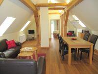 Bild 4: Ferienwohnung Nr. 2 im Forsthaus Boberow