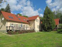 Bild 1: Ferienwohnung Nr. 3 im Forsthaus Boberow