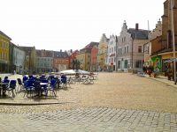 Marktplatz - Bild 43: Ferienhaus Degenhardt im Bayerischen Wald - Im Urlaub und doch zu Hause