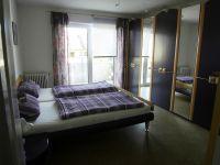 Schlafzimmer 1 - Bild 4: Ferienwohnung B im Ferienhaus Homburger