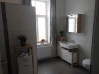 Duschbad mit Waschmaschine - Bild 13: EG FEWO in Göhren 200m zum Strand, Terrasse, WLAN!!