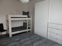 Großes Doppelbett und Etagenbett - Bild 7: EG FEWO in Göhren 200m zum Strand, Terrasse, WLAN!!