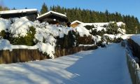 Bild 13: Ferienhaus Woodland Lodge mit eingezäuntem Garten in Winterberg-Niedersfeld