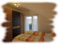 Schlafen Wohnung (2 Typ B) - Bild 7: Ferienwohnung nördlicher Bodensee