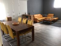 Esszimmer für 6 Personen, Kindersitzerhöhung ist vorhanden - Bild 1: Ferienwohnung Würzburg, hochwertig eingerichtet für bis zu 6 Personen