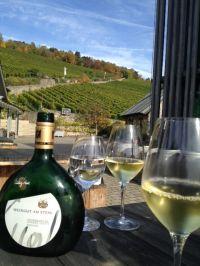Man kann auf schöne Weinfeste gehen - Bild 16: Ferienwohnung Würzburg, hochwertig eingerichtet für bis zu 6 Personen