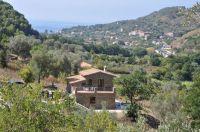 Bild 1: Kampanien, Cilento - Ferienhaus mit Pool + Meerblick bei Castellabate