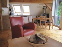Bild 4: Ferienwohnung Nr. 4b im Forsthaus Boberow