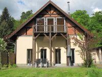 Bild 1: Ferienwohnung Nr. 4b im Forsthaus Boberow
