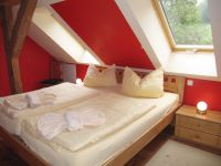 Bild 7: Ferienwohnung Nr. 4b im Forsthaus Boberow