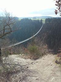 längste Hängeseilbrücke Deutschlands - Bild 16: Ferienwohnung Sonnet im Naturpark